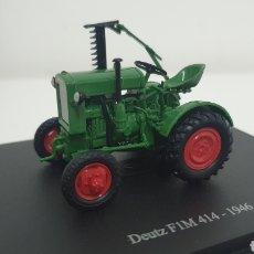 Modelos a escala: TRACTOR DEUTZ F1M 414 DE 1946.. Lote 242042970