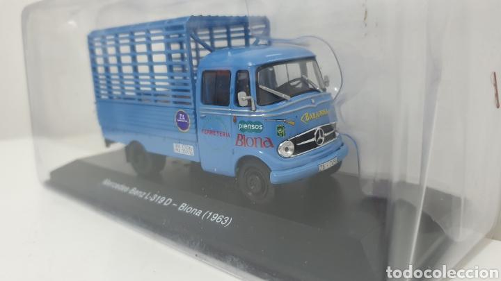 Modelos a escala: Mercedes-Benz L 319 D de 1963 Biona. - Foto 2 - 242044255