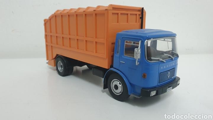 Modelos a escala: Camión Saviem SM10. - Foto 2 - 242047845