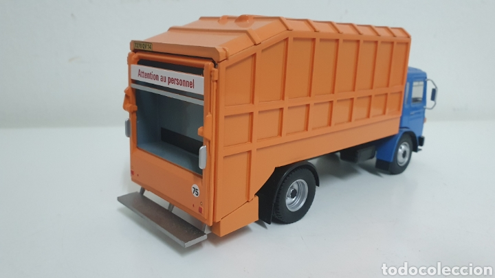 Modelos a escala: Camión Saviem SM10. - Foto 3 - 242047845