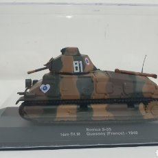 Modelos a escala: TANQUE SOMUA S 35 DE 1940.. Lote 242051790