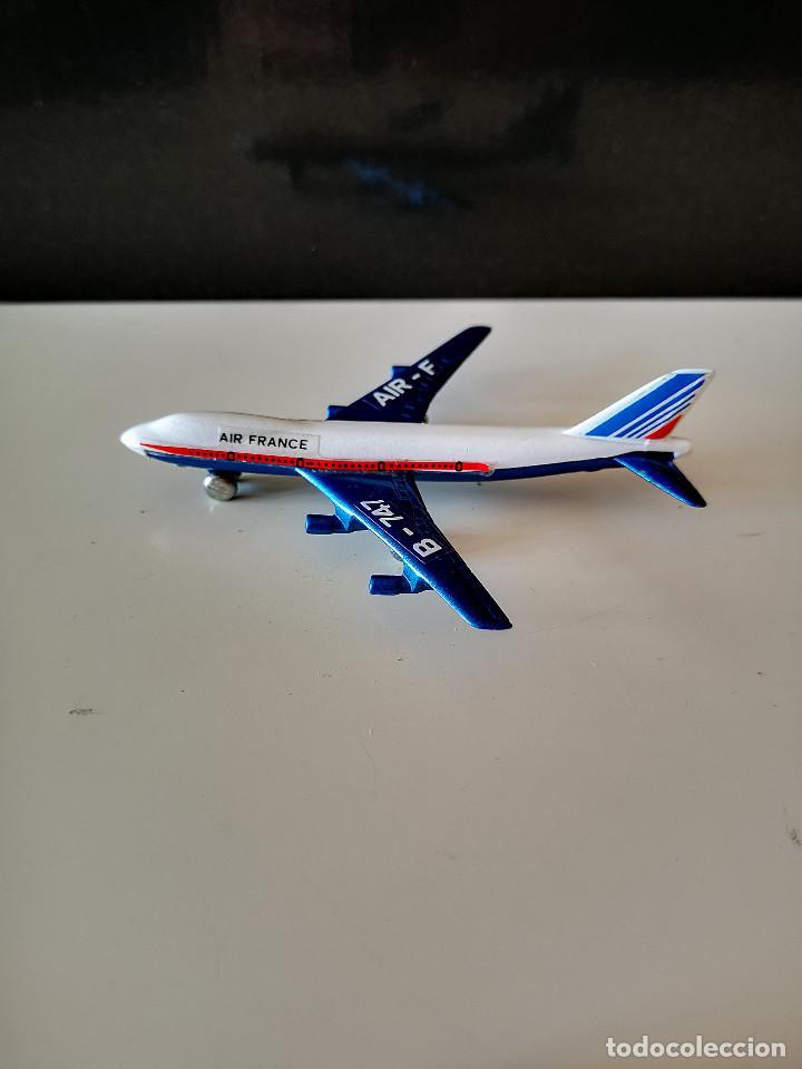 BOEING 747 MARCA MIRA COCHE JUGUETE MINIATURA VER FOTOS BUEN ESTADO (Juguetes - Modelos a escala)