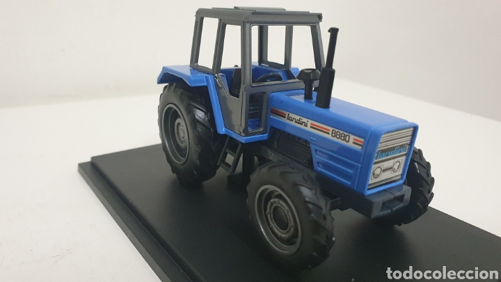 Modelos a escala: Tractor Landini 8880 de 1988. - Foto 2 - 242063315