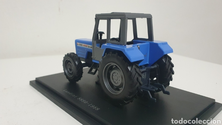 Modelos a escala: Tractor Landini 8880 de 1988. - Foto 4 - 242063315