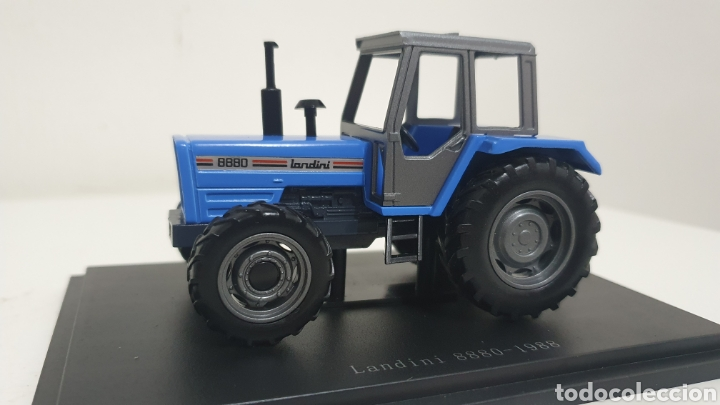 Modelos a escala: Tractor Landini 8880 de 1988. - Foto 5 - 242063315