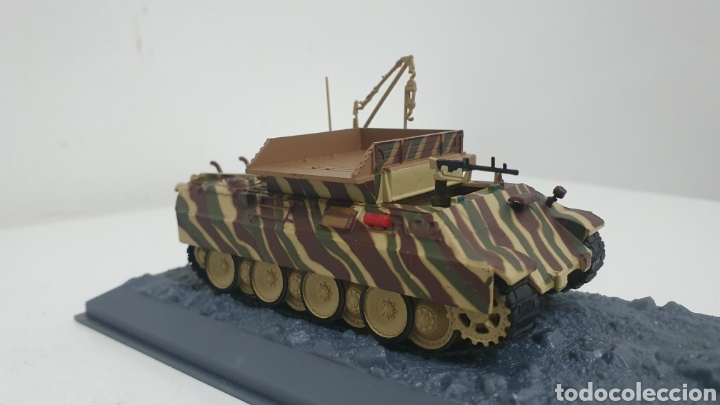 Modelos a escala: Tanque Division Panzers 1944. - Foto 2 - 242067845