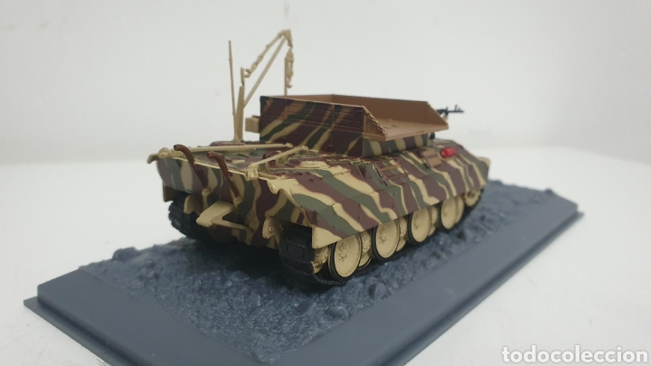 Modelos a escala: Tanque Division Panzers 1944. - Foto 3 - 242067845