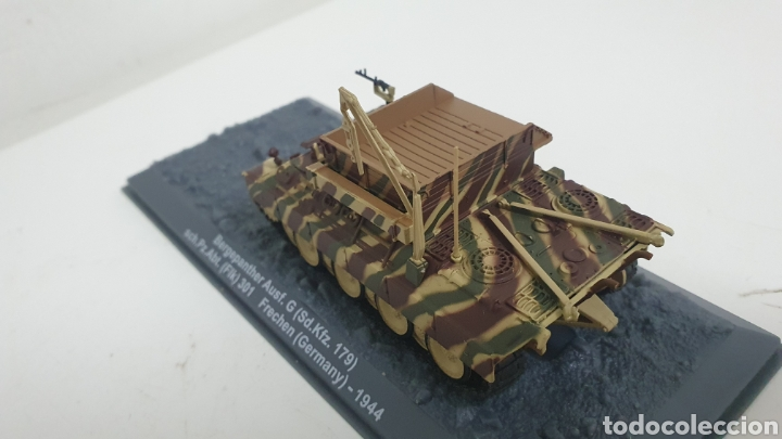 Modelos a escala: Tanque Division Panzers 1944. - Foto 4 - 242067845