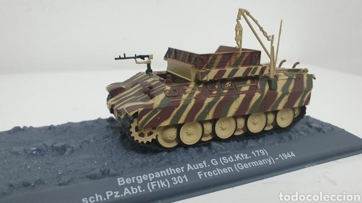 TANQUE DIVISION PANZERS 1944. (Juguetes - Modelos a escala)