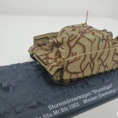Modelos a escala: TANQUE DIVISION PANZERS 1945.. Lote 242085510