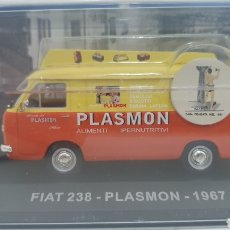Modelos a escala: FURGONETA FIAT 238 DE 1967.. Lote 242144495