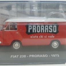 Modelli in scala: FURGONETA FIAT 238 DE 1973.. Lote 242144955