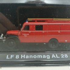 Modelos a escala: CAMIÓN DE BOMBEROS HANOMAG LF 8 AL28.. Lote 242149350