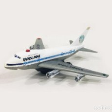 Modelos a escala: AVIÓN DE JUGUETE DE LAS LINEAS AEREAS PAN AM BOEING 747SP MARCA ECHO. Lote 243890955