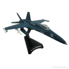 Modelli in scala: F-18 HORNET 1:135 AVION DE COMBATE DEL PRADO DIECAST #004. Lote 243969925