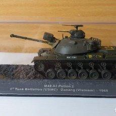 Modelli in scala: TANQUE ALTAYA M48 A3 PATTON 2 VIETNAM 1968. Lote 244879900