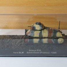 Modelos a escala: TANQUE ALTAYA SOMUA S35 FRANCE 1940. Lote 244880455