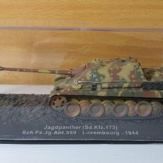 Modelli in scala: TANQUE ALTAYA JAGDPANTHER (SD.KFZ.173)LUXEMBOURG 1944. Lote 244881130