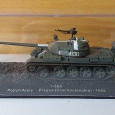 Modelos a escala: TANQUE ALTAYA T-55A PRAGA 1968. Lote 244883400