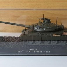 Modelli in scala: TANQUE ALTAYA AMX 30 FRANCE 1982. Lote 244884780