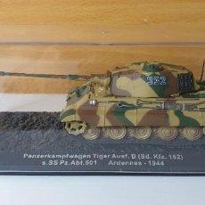 Modelli in scala: TANQUE ALTAYA PANZERKAMPFWAGEN TIGER AUSF.B (SD.KFZ 182) 1944. Lote 244894165