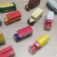 Modelos a escala: LOTE DE 24 CAMINES A ESCALA COLECCIÓN CLUB INTERNACIONAL DEL LIBRO. Lote 245399590