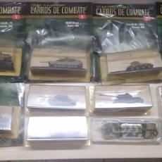 Modelos a escala: LOTE 14 CARROS DE COMBATE COLECCIÓN ALTAYA. Lote 245403980