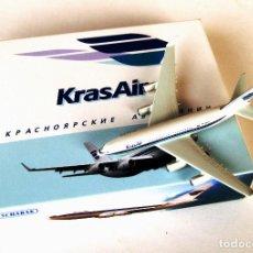 Modelos a escala: SCHABAK 1:600 • KRASAIR (RUSIA 2011) ILYUSHIN IL-96-300 • METÁLICO DIECAST 1/600. Lote 245497135