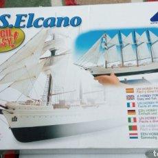 Modelos a escala: ELCANO S.S.- ARTESANIA LATINA -. Lote 246868150