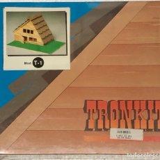 Modelos a escala: JUEGO DE CONSTRUCCIÓN EN MINIATURA TRONKIT MOD-T1. Lote 248931850