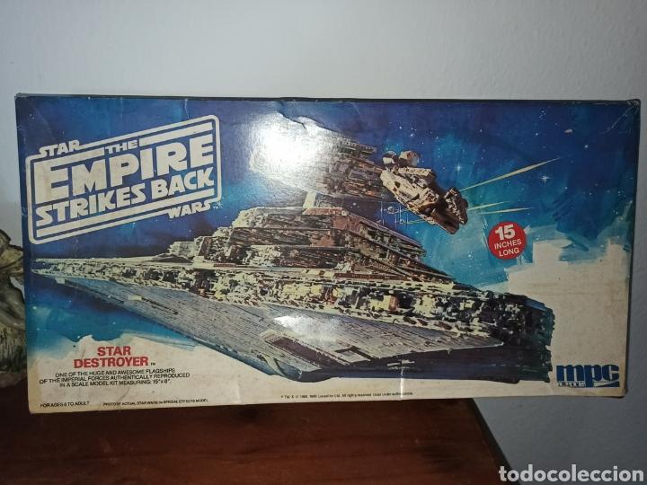 DESTRUCTOR IMPERIAL 1980 NUEVO A ESTRENAR (Juguetes - Modelos a escala)