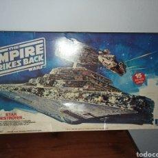 Modelos a escala: DESTRUCTOR IMPERIAL 1980 NUEVO A ESTRENAR. Lote 249318655