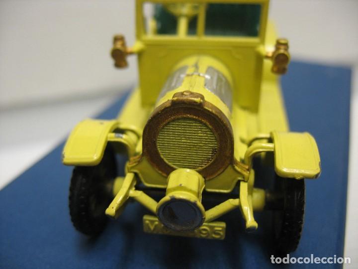 Modelos a escala: maschbox spyker 1904 nº 16 - Foto 3 - 252257010