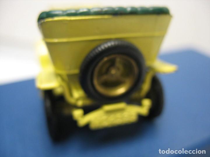 Modelos a escala: maschbox spyker 1904 nº 16 - Foto 4 - 252257010