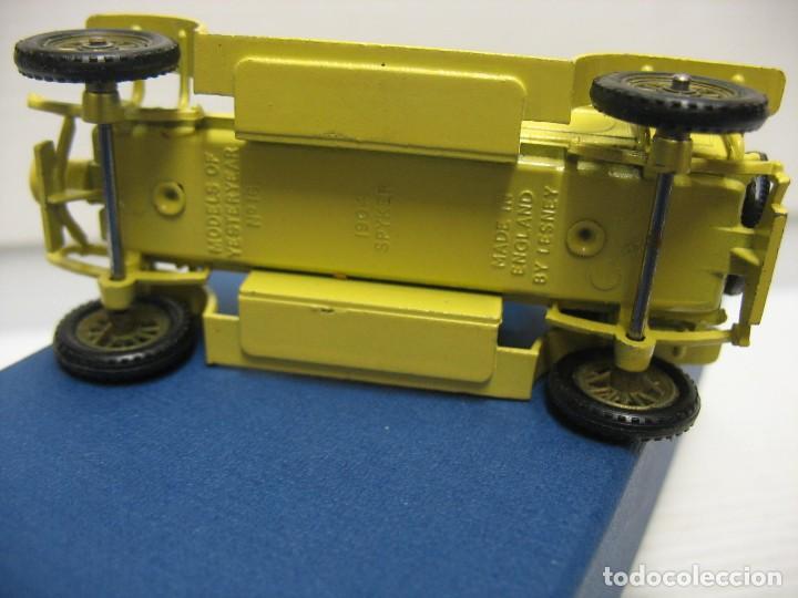 Modelos a escala: maschbox spyker 1904 nº 16 - Foto 6 - 252257010