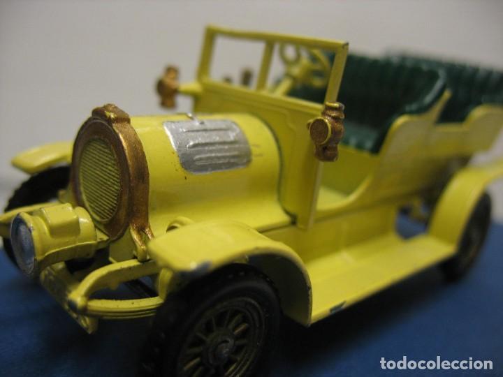 Modelos a escala: maschbox spyker 1904 nº 16 - Foto 7 - 252257010