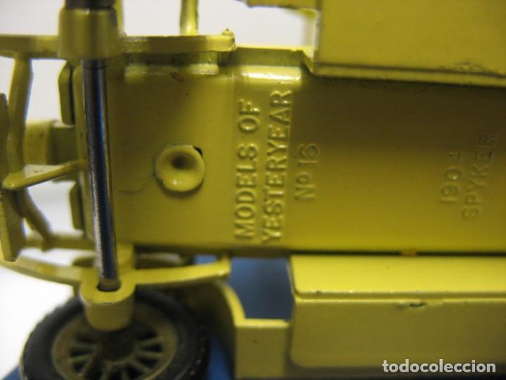 Modelos a escala: maschbox spyker 1904 nº 16 - Foto 9 - 252257010