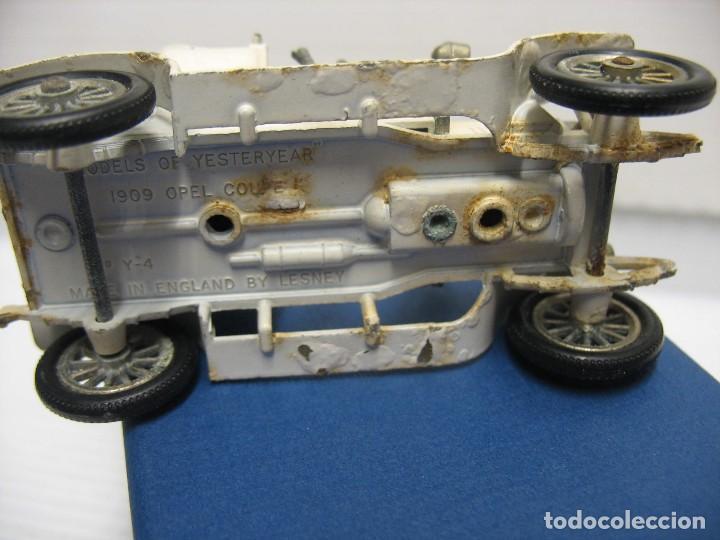 Modelos a escala: maschbox opel cupe nº y-4 - Foto 2 - 252258375