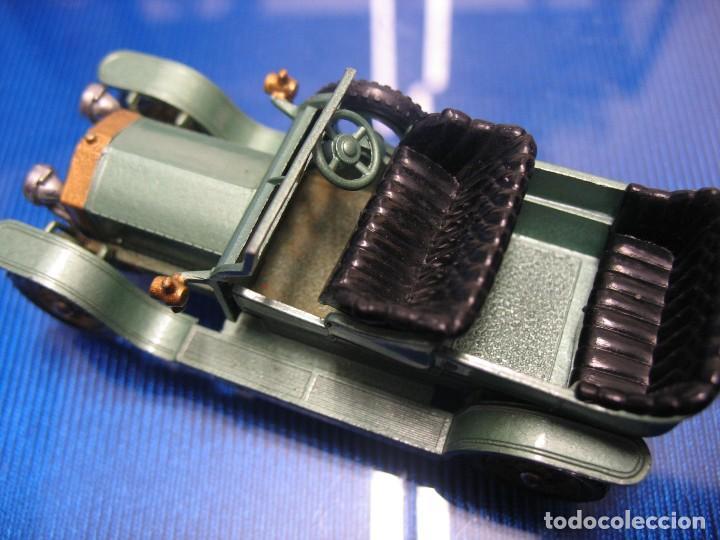 Modelos a escala: maschbox rolls royce 197 nº15 - Foto 3 - 252258690