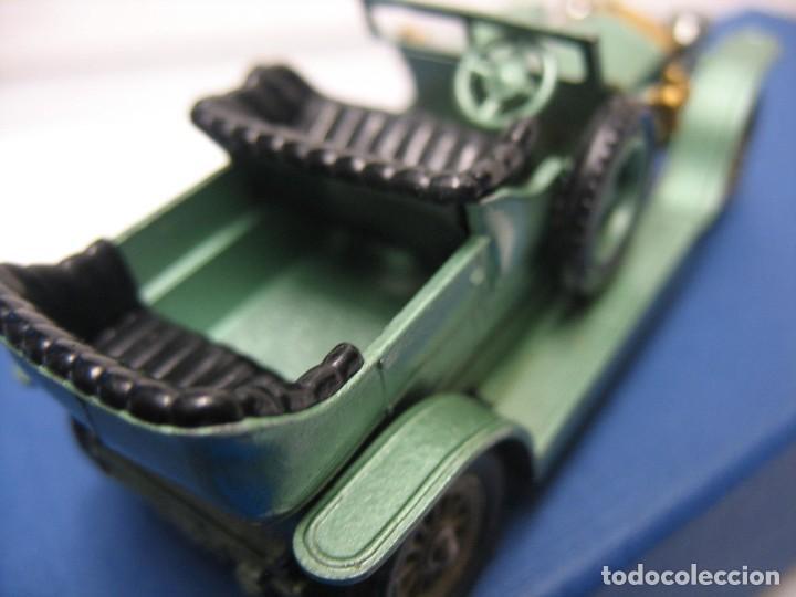 Modelos a escala: maschbox rolls royce 197 nº15 - Foto 7 - 252258690