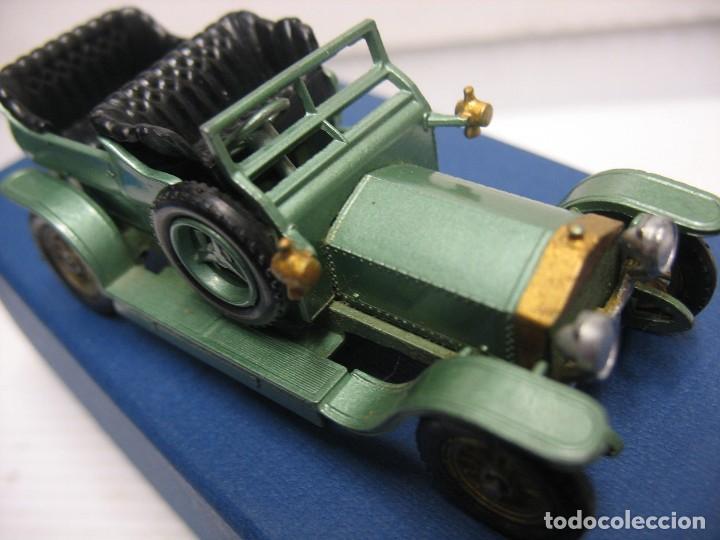 Modelos a escala: maschbox rolls royce 197 nº15 - Foto 8 - 252258690