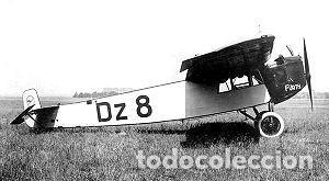 Modelos a escala: Maqueta en metal con baño de plata del Fokker F.III, 1920, a escala 1:200. A ESTRENAR - Foto 4 - 252738035