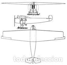 Modelos a escala: Maqueta en metal con baño de plata del Fokker F.III, 1920, a escala 1:200. A ESTRENAR - Foto 5 - 252738035