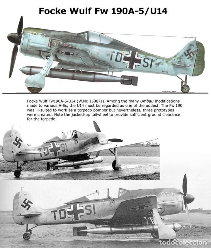 Modelos a escala: Maqueta en metal del Focke-Wulf FW 190A-5, DEFENSA DEL REICH, a escala 1:72. A ESTRENAR - Foto 7 - 252747335