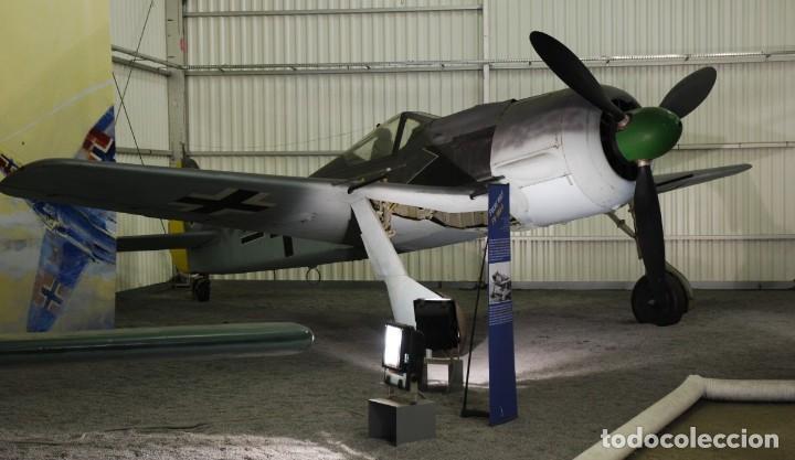 Modelos a escala: Maqueta en metal del Focke-Wulf FW 190A-5, DEFENSA DEL REICH, a escala 1:72. A ESTRENAR - Foto 9 - 252747335