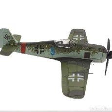 Modelos a escala: MAQUETA EN METAL DEL FOCKE-WULF FW 190A-5, DEFENSA DEL REICH, A ESCALA 1:72. A ESTRENAR. Lote 252747335