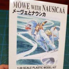 Modèles réduits: MÓWE WITH NAUSICAA ESCALA 1/20. KIT TSUKUDA. Lote 253280860