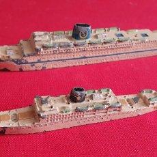Modelos a escala: BARCO MINI SHIPS ESCALA 1/1200 VENEZUELA EN PLOMO. Lote 254728565