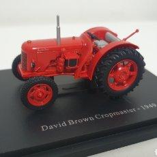 Modelos a escala: TRACTOR DAVID BROWN CROPMASTER DE 1949.. Lote 255501320