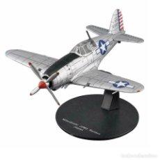 Modelos a escala: MITSUBISHI J2M3 RAIDEN JAPAN WWII 1:72 AVION DIECAST ALTAYA #35. Lote 257636310